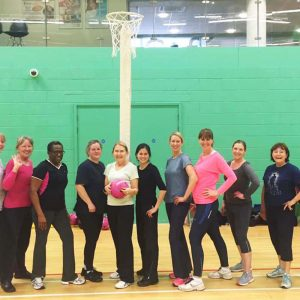 Walking Netball Photo