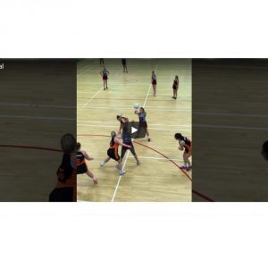 Netball Game Video