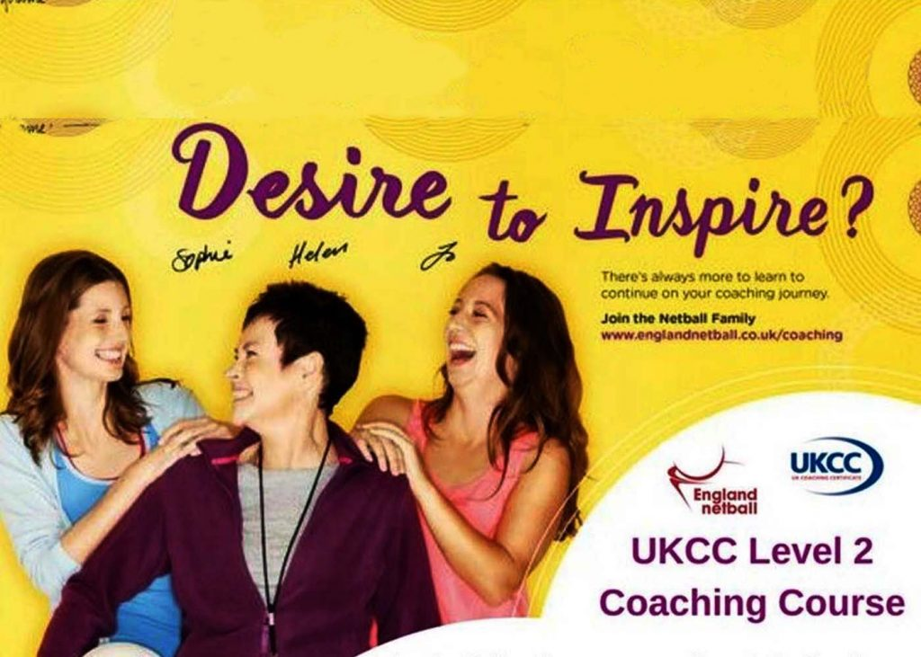UKCC Netball Level 1 & Level 2 Coaching Course Support – DO YOU NEED HELP TO COMPLETE YOUR COURSE?