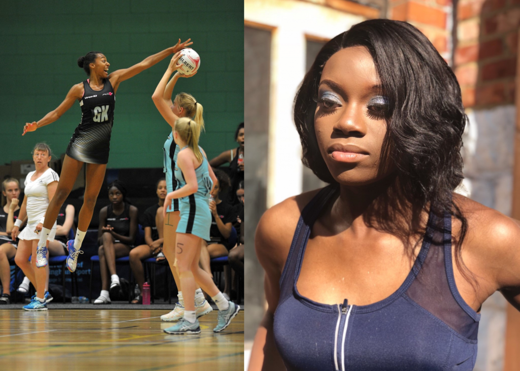 Essex Met Supports Young Netballers